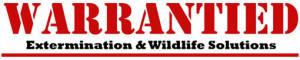 Warrantied Extermination & Wildlife Solutions